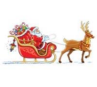 Игру Дед Мороз И Олени