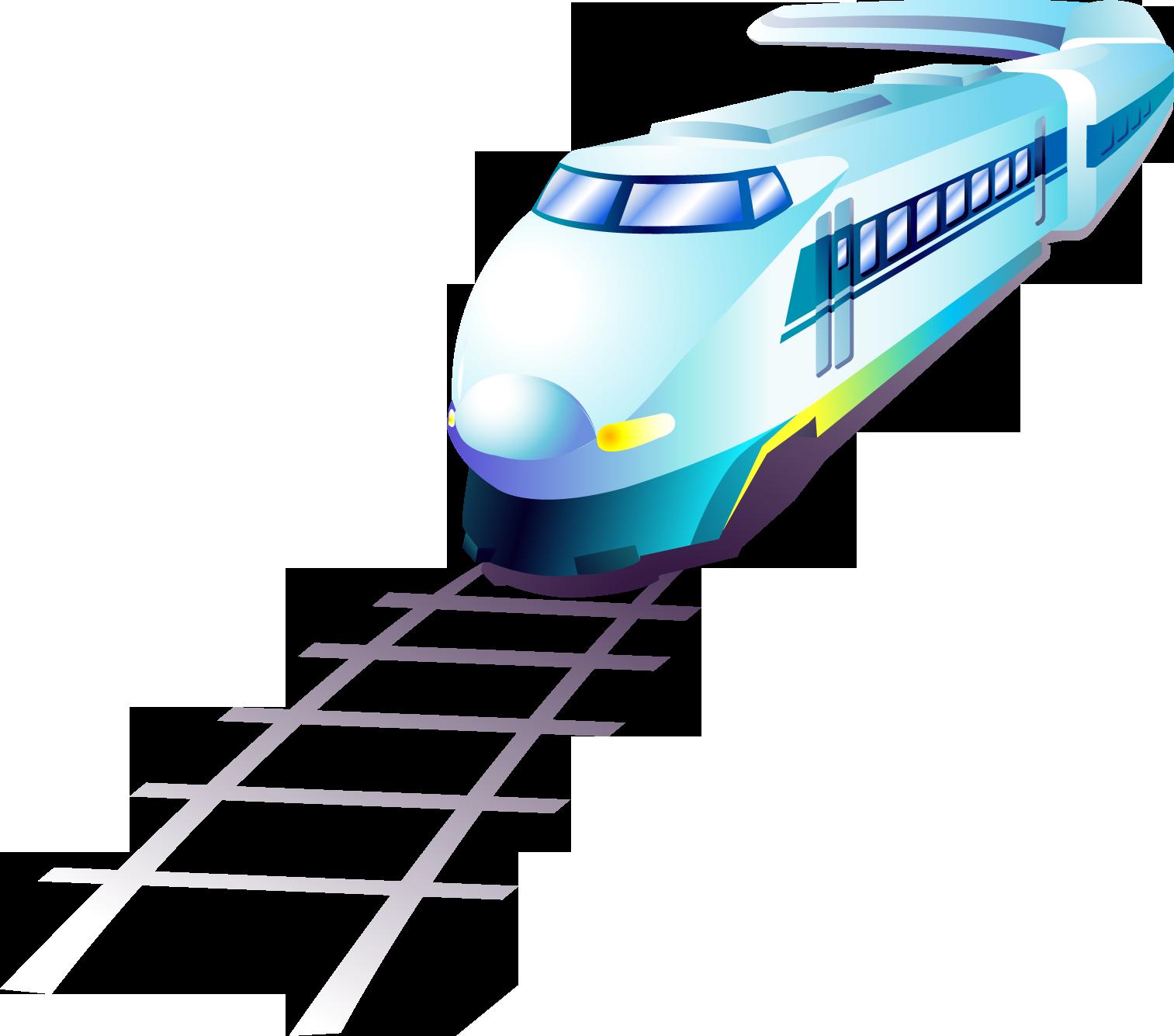 клипарт поезд:
